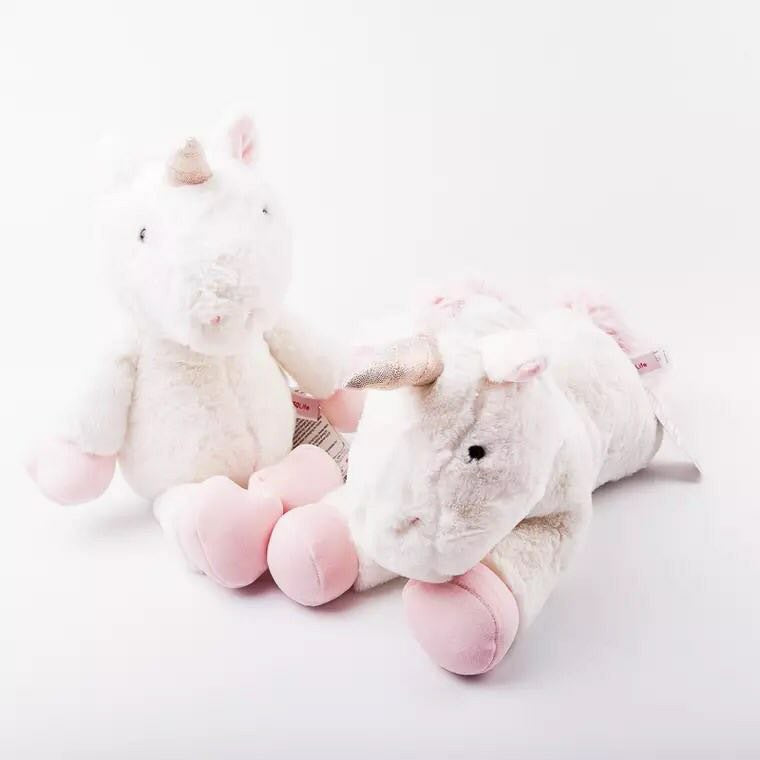 Load image into Gallery viewer, MINISO Unicorn Plush Toy, Beige