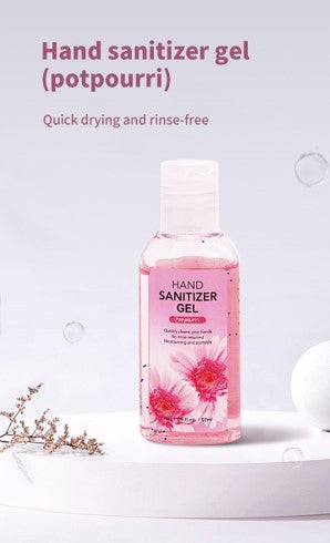 MINISO Hand Sanitizer Gel (Potpourri) 50ml 62% Alc