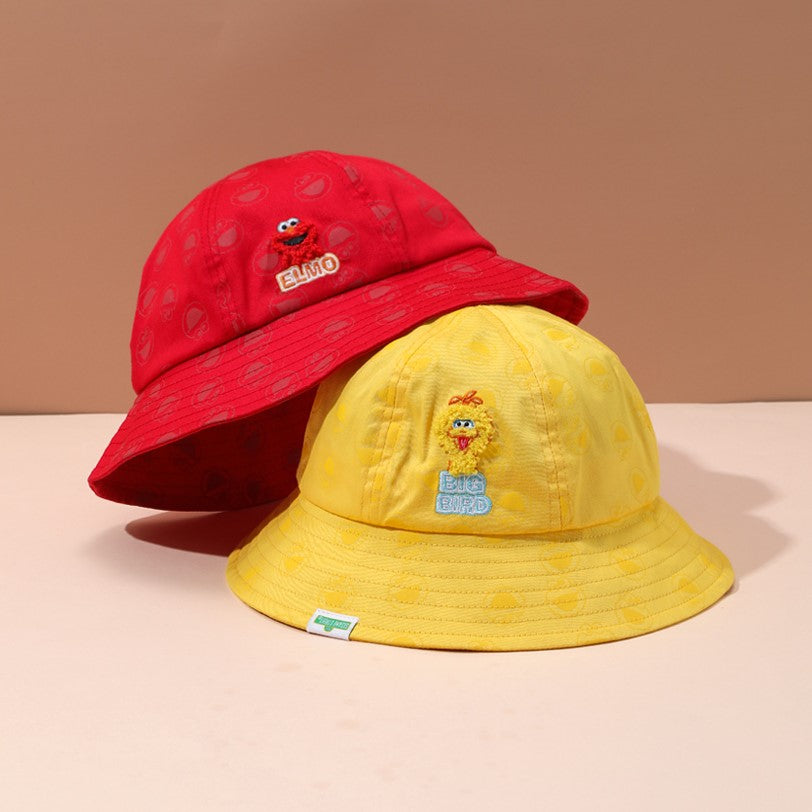 MINISO x Sesame Street - Bucket Hat for Kids, Random Colour