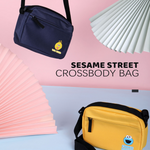 MINISO x Sesame Street - Simple Portable Crossbody Bag, Random Color