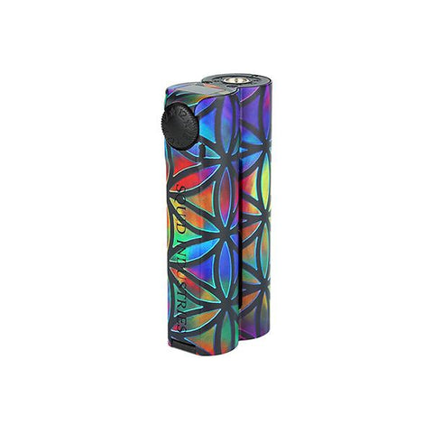 Squid Industries Double Barrel V3 150W VW MOD - vaperstore.co.uk
