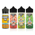 Granny's Pie 0mg 120ml Shortfill (80VG/20PG) - vape store