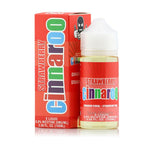 Cinnaroo Strawberry by Cloud Thieves 100ml Shortfill 0mg (70VG-30PG) - vape store