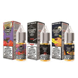 20mg Candy King On Salt 10ml Flavoured Nic Salt (50VG/50PG) - vape store