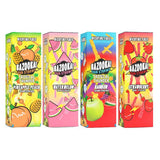 Bazooka Sour Straws 0mg 100ml Shorfill (70VG/30PG) - vaperstore.co.uk