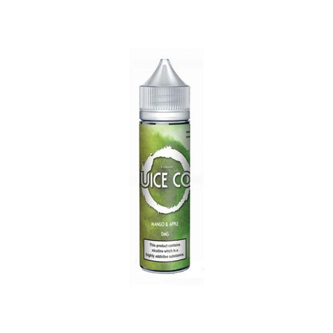 Juice Co 0mg 50ml Shortfill (70VG/30PG) - vape store