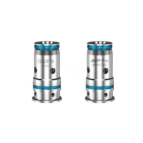 Aspire AVP Pro Replacement Coils 0.65ohm Mesh / 1.15ohm Standard Coil - vaperstore.co.uk