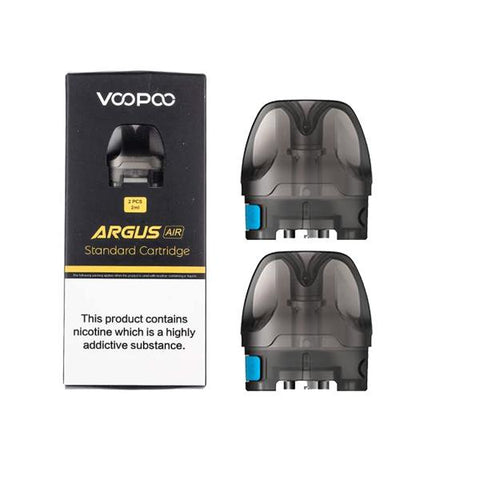 Voopoo Argus Air Replacement Pods 2ml - vape store