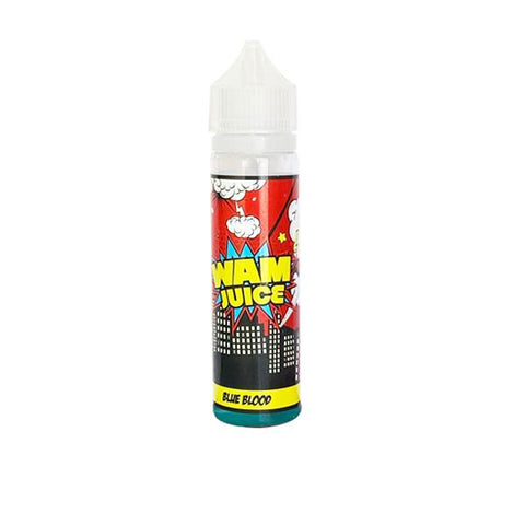 Wam Juice 0mg 50ml Shortfill (70VG/30PG) - vape store