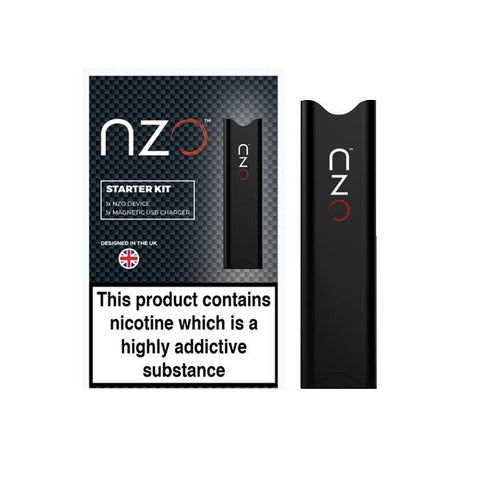 NZO Vape Starter Kit - vaperstore.co.uk