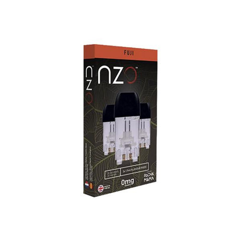 NZO 20mg Salt Cartridges with Pacha Mama Nic Salt (50VG/50PG) - vaperstore.co.uk