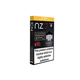 NZO 10mg Salt Cartridges with Red Liquids Nic Salt (50VG/50PG) - vape store