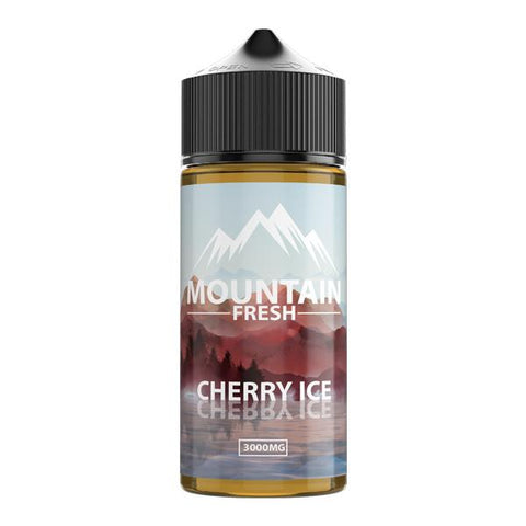 Mountain Fresh 3000mg CBD E-liquid 120ml (50VG/50PG) - vape store