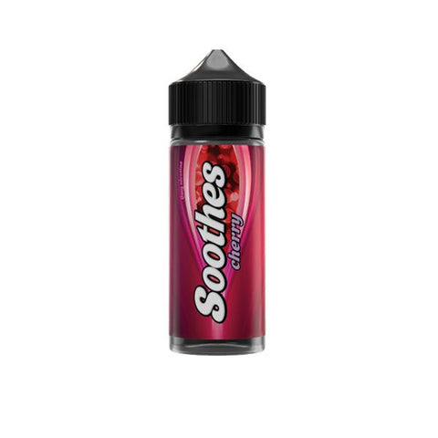 Soothes 0mg 120ml Shortfill (70VG/30PG) - vape store