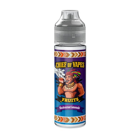 Chief of Fruits by Chief of Vapes 0mg 50ml Shortfill (70VG/30PG) - vaperstore.co.uk