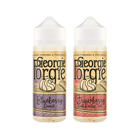 Georgie Porgie 0mg 100ml Shortfill (70PG/30VG) - vaperstore.co.uk