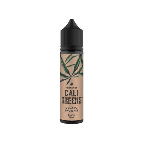 Terpenes Cali Greens 50ml Shortfill E-Liquid (70VG/30PG) - vape store
