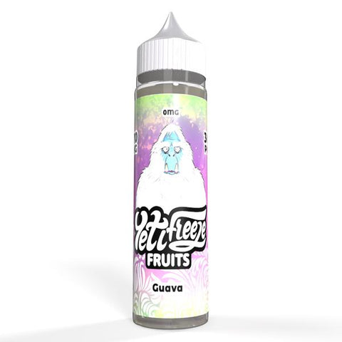 YetiFreeze Fruits 0mg 50ml Shortfill (70VG/30PG) - vape store