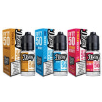 18MG Fifty:50 by Doozy Vape Co 10ml (50VG/50PG) - vape store