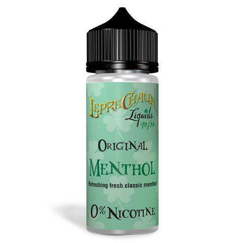 Leprechaun Original 120ml (100ml Shortfill + 2 x 10ml Nic Shots) (70VG/30PG) - vape store