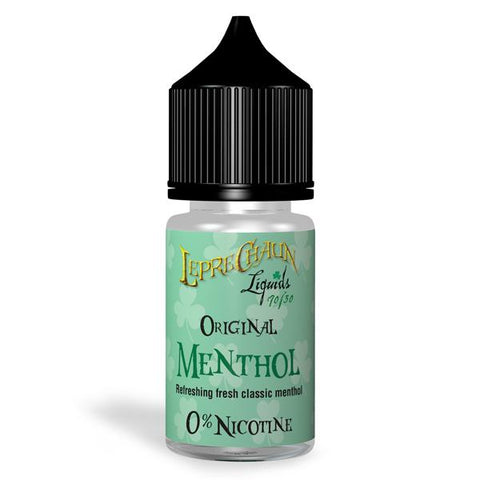 Leprechaun Original 30ml (20ml Shortfill + 1 x 10ml Nic Shots) (70VG/30PG) - vape store