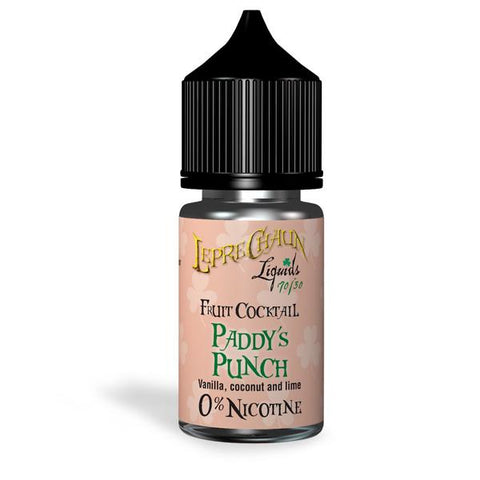 Leprechaun Fruit Cocktail 30ml (20ml Shortfill + 1 x 10ml Nic Shots) (70VG/30PG) - vape store