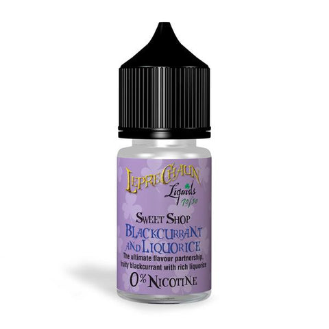 Leprechaun Sweet Shop 30ml (20ml Shortfill + 1 x 10ml Nic Shots) (70VG/30PG) - vape store