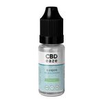 CBDeaze Broad Spectrum 500mg CBD 10ml E-Liquid (70VG/30PG) - vape store