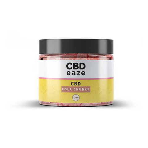 CBDeaze 375mg CBD Cola Chunks (6162690605252)
