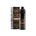 Dinner Lady 500mg CBD 10ml E-Liquid (70VG/30PG) - vape store (5404169535652)