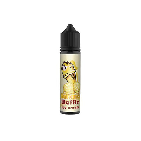 Ice Cream 0mg 50ml Shortfill (70VG/30PG) - vape store