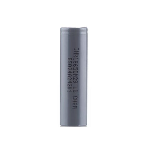 LG M29 18650  2850mAh Rechargeable Battery - vaperstore.co.uk