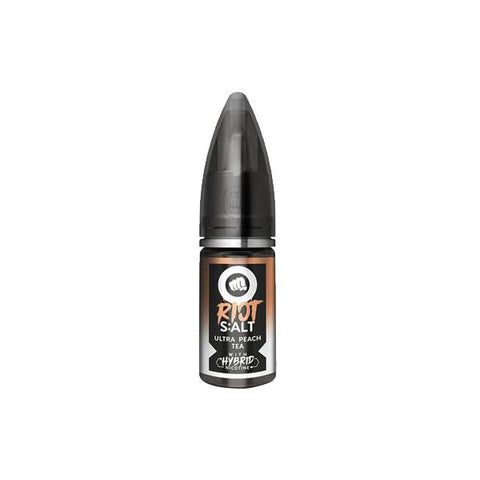 10mg Riot Squad Black Edition Nic Salts 10ml (70VG/30PG) - vaperstore.co.uk