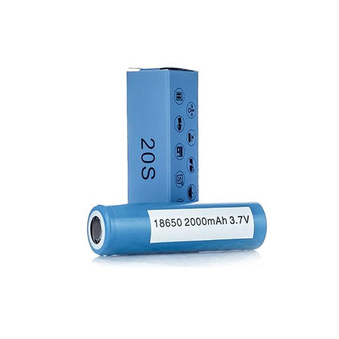 Samsung 20S 18650 2000mAh Battery - vaperstore.co.uk