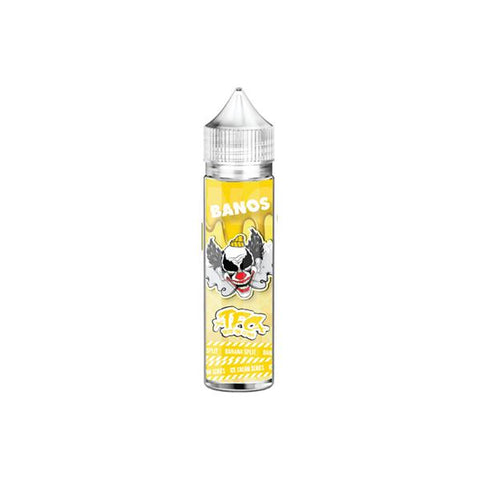 The Fog Clown Ice Cream Series 0mg 50ml Shortfill (70VG/30PG) - vape store