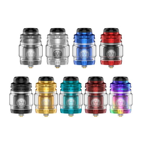 Geekvape Zeus X Mesh RTA Tank - vaperstore.co.uk