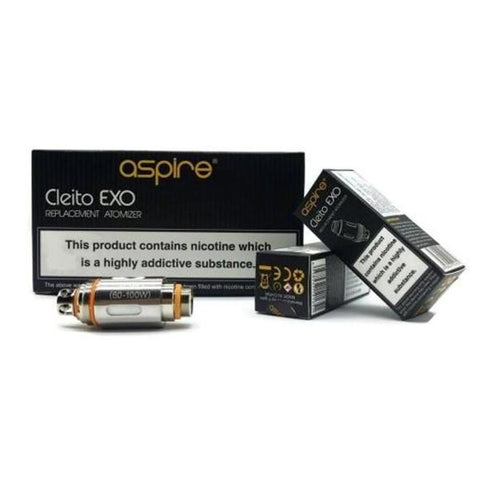 Aspire Cleito EXO 0.16 Ohm Coil - vape store
