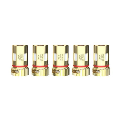 Wismec WV Replacement Coils 0.3ohm Mesh/ 0.8ohm WV01 - vape store