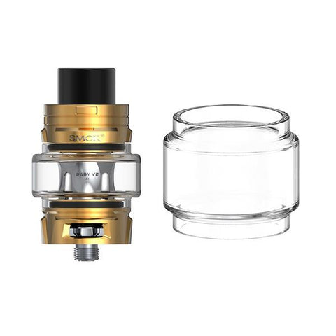 SMOK TFV8 Baby V2 Extended Replacement Glass - vape store (6070838264004)
