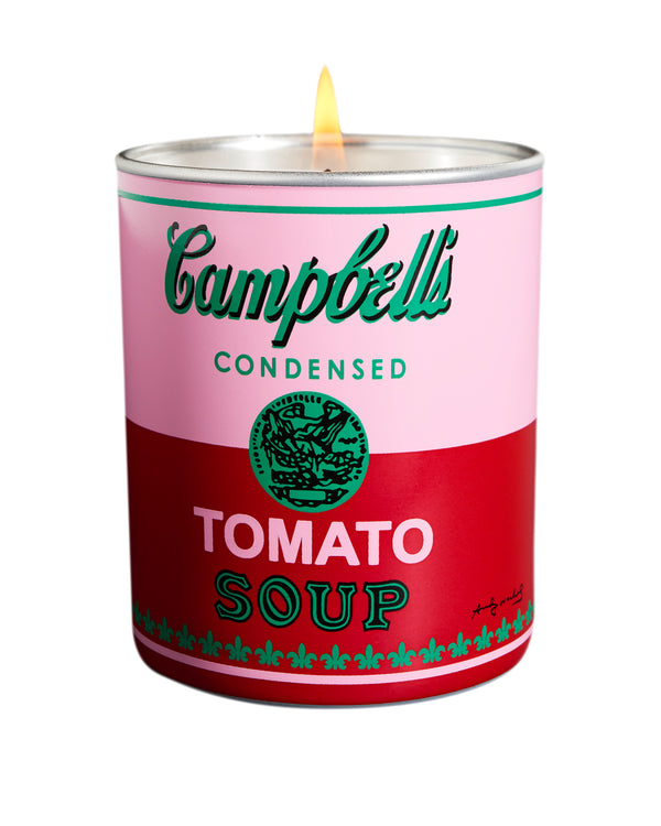 Tomato Leaf Andy Warhol Candle