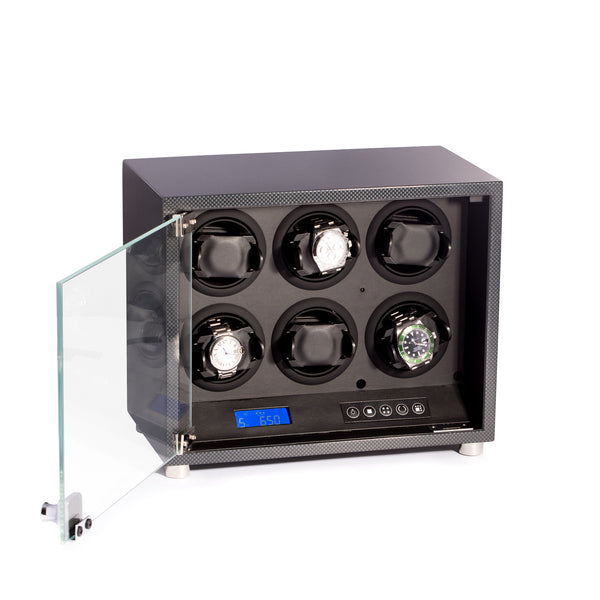 Carbon Fiber Watch Winder