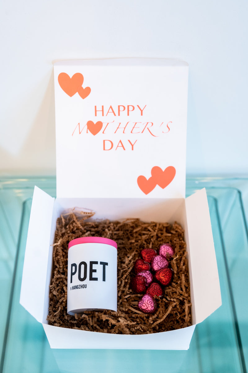 Poet Candle Set
