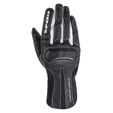 Spidi GB Charm Lady Leather Gloves-Black - Midwest Moto Shop