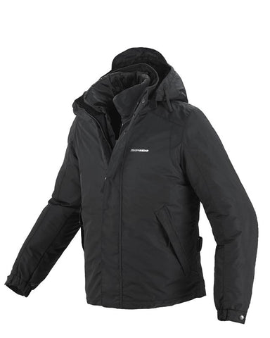 Spidi H2OUT I-Combat WP Jacket-Black - Midwest Moto Shop