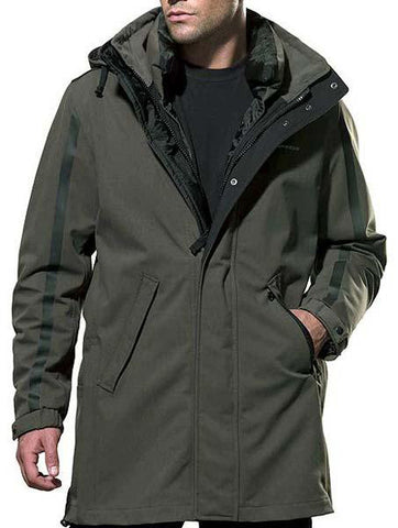 Spidi IT H2OUT Combat Evo II CETextile Jacket Dark Green-Special Order