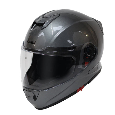 Spada Helmet RP-One Antharacite - Midwest Moto Shop