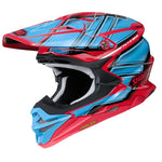 Shoei VFX-WR Glaive TC1 Red - Midwest Moto Shop