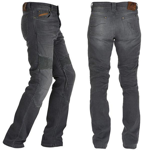 FURYGAN STEED Trousers GREY - Midwest Moto Shop