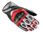 Spidi IT C4 Coupe CE Gloves Black Red Special Order