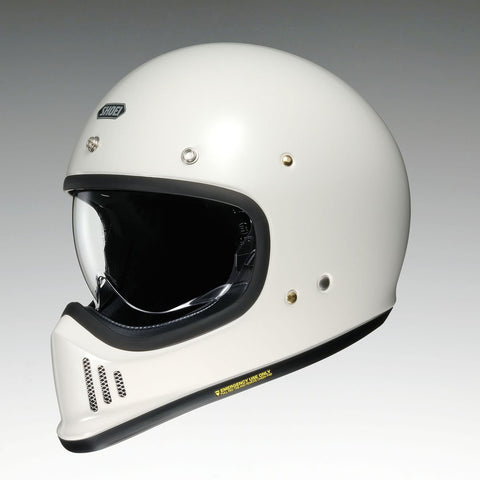 Shoei Ex-Zero Off White - Midwest Moto Shop